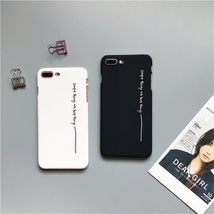 Black White Couples Phone Cases