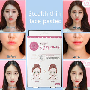 Invisible Chin Lift Stickers