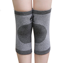 Load image into Gallery viewer, Bamboo Elastic Knee Pads