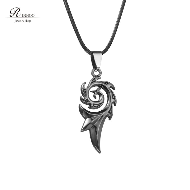 Dragon Flame Necklace
