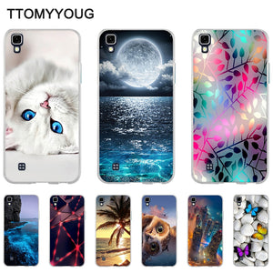 Silicone Back Phone Cover