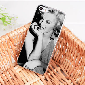 Marilyn Monroe Soft  Phone Case