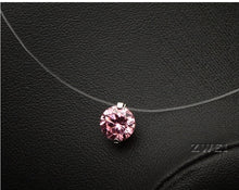 Load image into Gallery viewer, Zircon Necklace