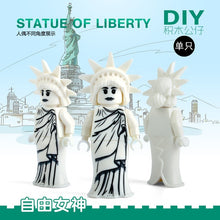 Load image into Gallery viewer, Statue Of Liberty Building Blocks Kids Xmas Toys