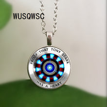 Load image into Gallery viewer, Tony Stark Necklace