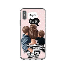 Load image into Gallery viewer, Female Boss Soft Silicone Phone Case