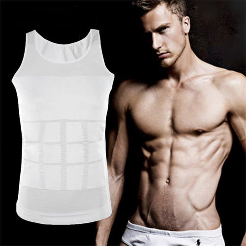 Men Corset Body Slimming Posture