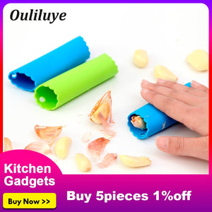 Garlic Peeler Tube