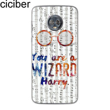 Load image into Gallery viewer, Harry Potter Phone Cover