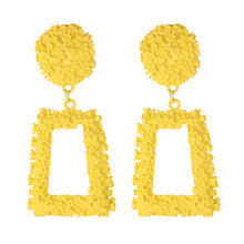 Load image into Gallery viewer, Geometric Statement Earrings