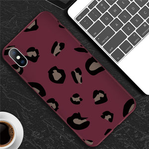 Lovebay Leopard Print Pattern Phone Case