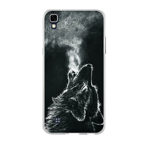 Animal Patterned Phone Cover