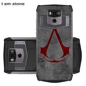 I am alone Phone Cases