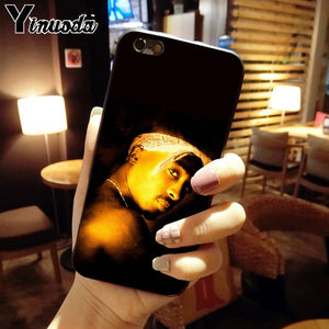 Tupac Smart Phone Cover