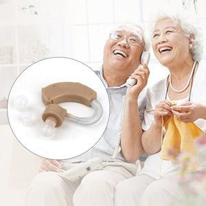 Adjustable Hearing Aids