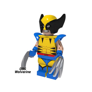 Wolverine Model Toy