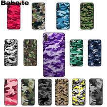 Load image into Gallery viewer, Camouflage Pattern Phone Case