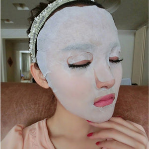 Beauty Face Mask Disposable Paper