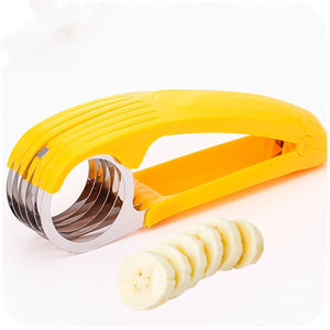 Eco-Friendly Banana Slicer