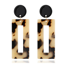 Load image into Gallery viewer, Acrylic Acetate Earrings