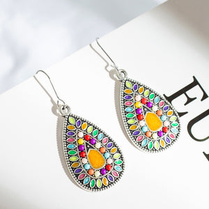 Ethnic Dangle Drop Earrings