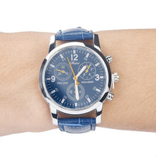 Load image into Gallery viewer, Blue-ray Glass Wrist Watch