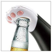 Load image into Gallery viewer, Portable Creative Cat Paw Shaped Bottle Opener