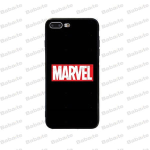 Marvel Avengers Captain America Batman Luxury Phone Case