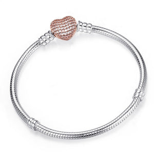 Silver Plated Snake Chain  Bracelet & Bangle