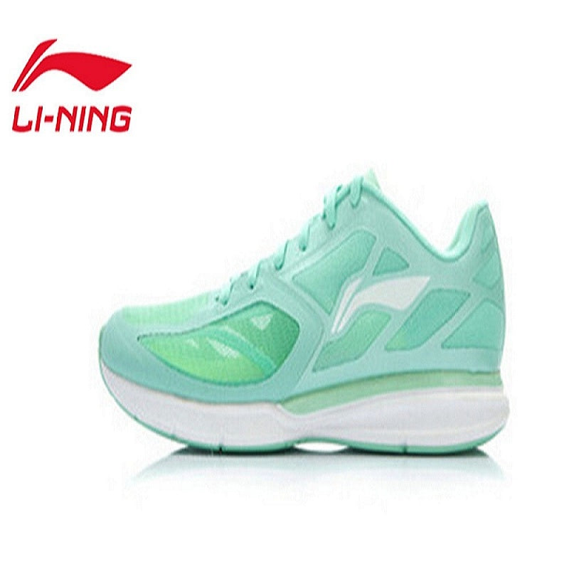 LI-NING 11 Generation Ul-tra-light Summer Breathable Light Sport Shoes Sneakers Running Shoes For Women ARBJ016