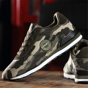 New Men Women Desert Digital Camouflage Military Canvas Shoes Breathable Soft Zapatillas Fitness & Cross-Training Shoes Sneakers