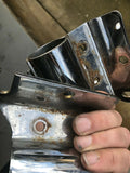 HARLEY DAVIDSON: WINDSHIELD MOUNTING BRACKETS