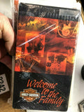 New NOS OEM 2000 Harley-Davidson Softail Owner's Owners Manual , Video 99588-00D