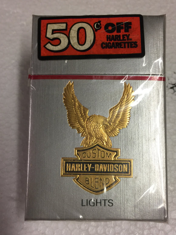Harley Davidson Cigarettes (Lights)