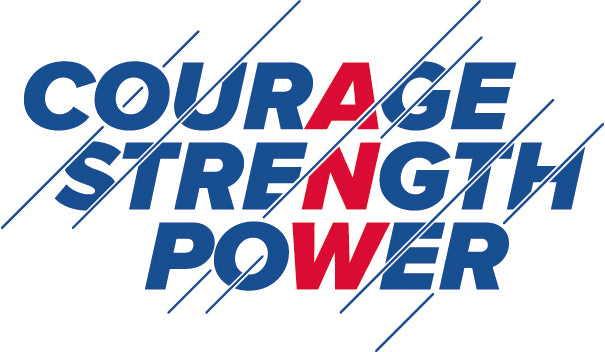 Courage Strength Power