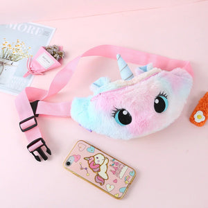 Adorable Unicorn Waist Bag