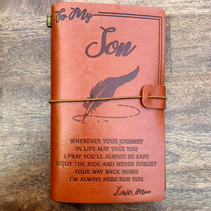 "The Vintage ""I'm Always Here For You"" Son Journal"