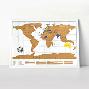 GoExplore First-Class Travel Map