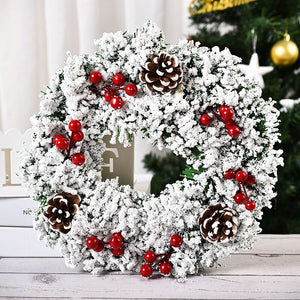 Traditional Christmas Wreath