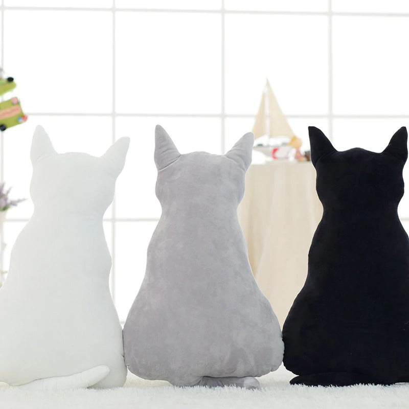Shadow Cat Cushions