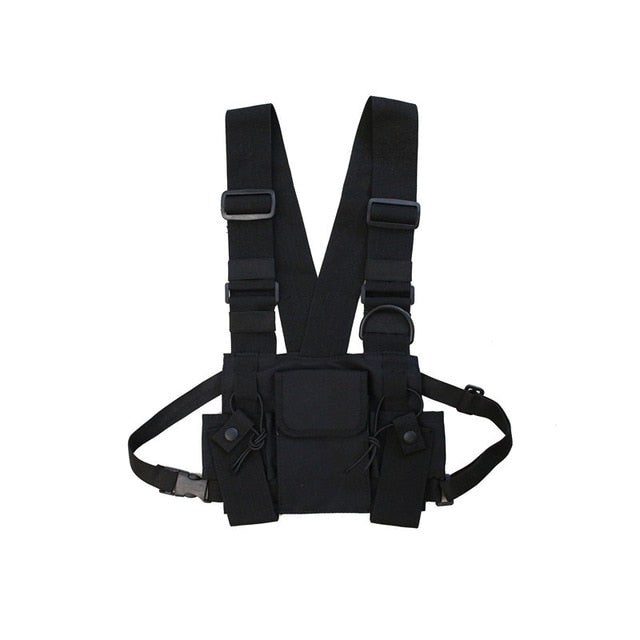 Street Battalion Military Style Chest Rig