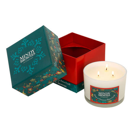 Mindy Browne Ginger & Cinnamon Festive Candle