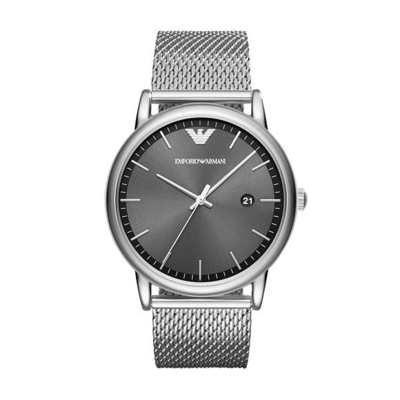 Emporio Armani Luigi Steel Gents Watch AR11069