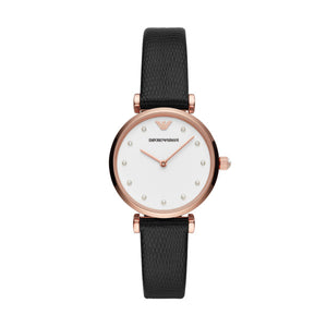 Emporio Armani Ladies Rose Watch  AR11270