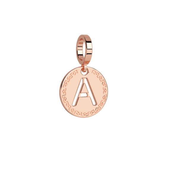 Rebecca My World Alphabet Pendant