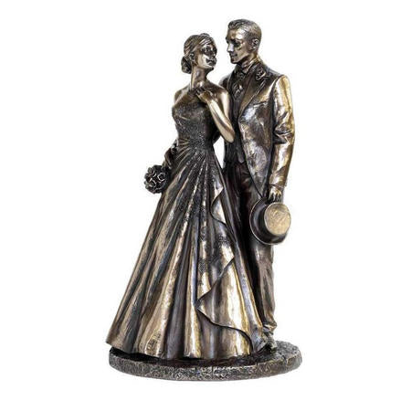 Genesis Just Married Ornament