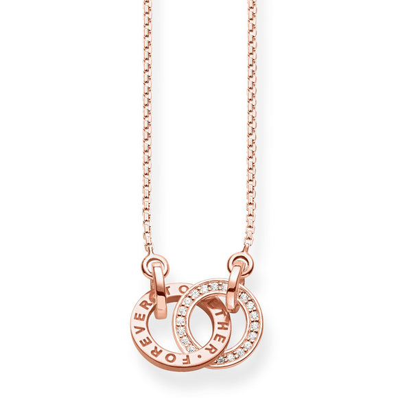 Thomas Sabo Small Forever Together Necklace