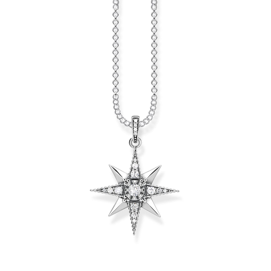 Thomas Sabo Royalty Star White KE1825-643-14