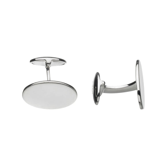 Links of London Classic Oval T-Bar Cufflinks