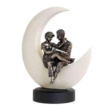 Genesis Midnight Engagement Ornament
